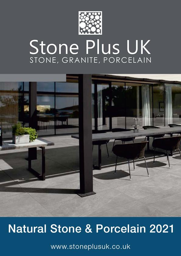 Stone plus brochure cover